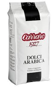 <b>Кофе в зернах Carraro</b> Dolci Arabica — купить по выгодной цене ...