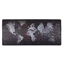 Brook Extended Super Large <b>World Map</b> Design Keyboard Mouse ...