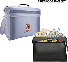 ENGPOW Large Fireproof Bag(16