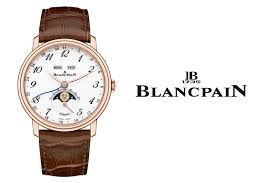 Blancpain: golden section