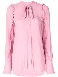 Nº21 блузка с бантом | Блузки, Мусульманская женская мода и ...