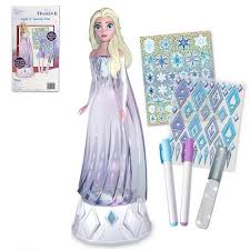 <b>Кукла Эльза</b> Ледяная королева Light 'N Sparkle Elsa <b>Frozen 2</b> ...