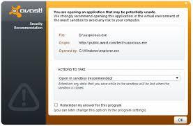 avast! Free Antivirus 2012