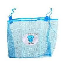 <b>Hot</b> Baby bathroom <b>mesh</b> bag for bath toys bag kids basket toys net ...