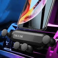 Gravity <b>Car Phone Mount</b> Air Vent <b>Universal Phone Holder</b>   Gearbest