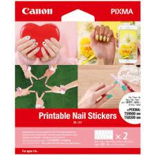 Фотобумага <b>наклейка на ногти</b> Canon NL-101 - 2л купить, цена в ...