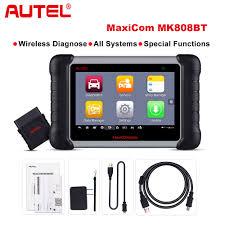 <b>Autel MaxiCOM MK808BT OBD2</b> Scanner Car Diagnostic Tool ...
