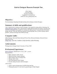 design cover letter sample spet web resume formt cover interior designer cover letter