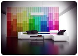rainbow layering best colors for office walls