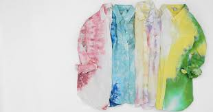<b>Tie dye</b> is a favorite hobby and fashion trend during Covid-19 ...