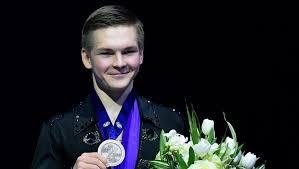 Фигурист Коляда впервые в карьере выиграл <b>медаль чемпионата</b> ...