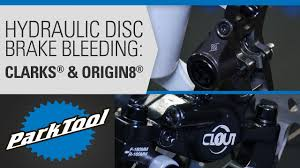 How to Bleed Hydraulic Brakes - Clarks® and Origin8® - YouTube
