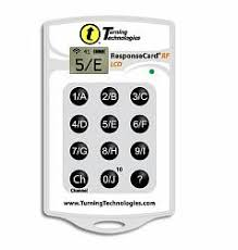 Пульт системы голосования <b>Turning Technologies</b> ResponseCard ...
