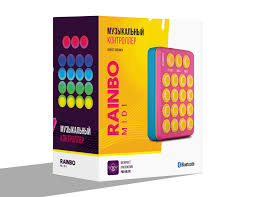 Музыкальный <b>midi контроллер Rainbo</b> (<b>PIGA</b> Music): Sweet dreams