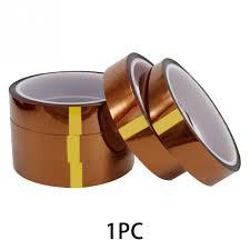 <b>Brown</b> Anti static <b>High Temperature</b> Insulation Tape <b>Polyimide</b> Film ...