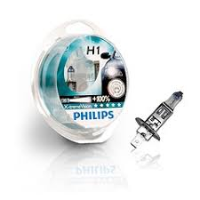 PHILIPS-12258XVS2 - купить <b>Лампа PHILIPS X-treme</b> Vision H1 ...