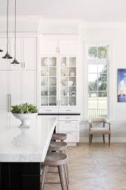 island design ideas designlens extended: clean and simple kitchen gorgeous floor wood floor white kitchen kitchen design