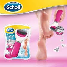 <b>Scholl</b> бархатный Гладкий <b>Уход</b> за ногами Электрический пилка ...