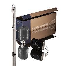 Скважинный <b>насос</b> Grundfos SQE 3-65 <b>комплект</b> - Официальный ...