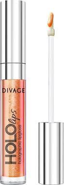 <b>Блеск для губ Divage</b> Lip Gloss Hololips, № 03 — купить в ...