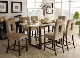 dining room table ashley furniture home:  dining room tall bistro kitchen table and chairs dining room simple kitchen and dining room