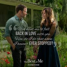 The Best of Me on Pinterest | Nicholas Sparks, Michelle Monaghan ...