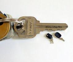 custom order dollhouse miniatures keys with car remotes 112th scale bl 112 dollhouse miniature
