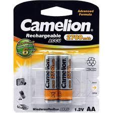 <b>Аккумулятор Camelion</b> NH-AA2700BP2 2 шт. — купить, цена и ...