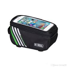 2019 <b>B SOUL Touch Screen MTB</b> Bike Bicycle Bags Waterproof ...