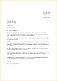 formal resignation letter memo templates formal resignation letteryou searched for formal resignation letter