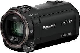 Купить <b>видеокамеру Panasonic HC</b>-V770EE-K <b>black</b> в Москве ...