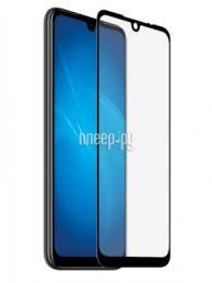 Купить <b>Закаленное стекло DF для</b> Xiaomi Redmi Note 7 Full ...