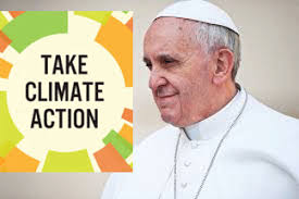 Image result for pope climate change encyclical