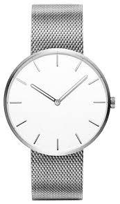 <b>Наручные часы</b> Xiaomi Twenty Seventeen Light Fashion - <b>Silver</b> ...