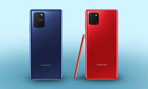 Samsung unveils <b>new</b> Galaxy <b>S10</b> Lite and Note <b>10</b> Lite at CES <b>2020</b>