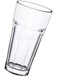 <b>Стеклянный</b> стакан CASBLANCA с лазерной гравировкой