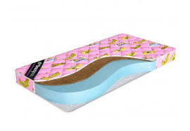 Детский <b>матрас BeautySon Baby</b> Medium-Hard 70x160 см за 4161 ...