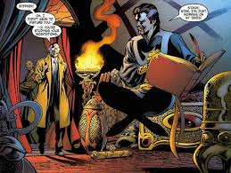 Sanctum Sanctorum Comix: DOCTOR STRANGE faces DEATH and TAXES ... via Relatably.com