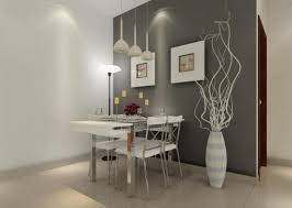 Gray Dining Room Ideas For Dining Room Gray Walls With White Curtains Accents And A