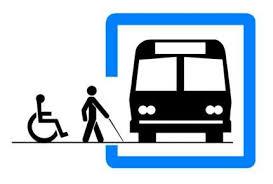 Resultado de imagem para acessibilidade em ônibus