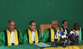 Image result for صور ة المجلس الدستوري الموريتاني