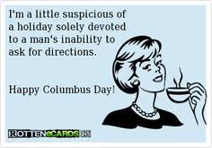 Funny Stuff on Pinterest | Columbus Day, Snl and True Stories