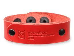 <b>Wochi P Москвёнок RFID</b> со встроенным чипом р.S Leather Red ...
