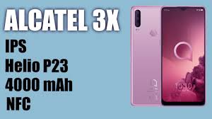Обзор смартфона <b>Alcatel 3x</b> (2019). NFC, Helio P23, 4000 mAh ...