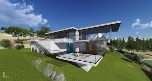 Modern Concrete House Design in Melbourne   Best Architects MelbourneModern Concrete House Design in Melbourne