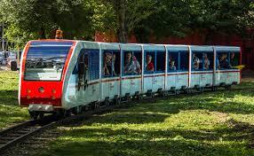 Красноярская <b>детская железная дорога</b> — Википедия