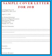 cover letter samplebusiness letter examples   business letter examplessample cover letter for job