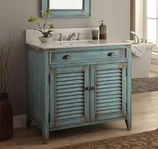 usa tilda single bathroom vanity set: quot cottage look abbeville bathroom sink vanity cabinet