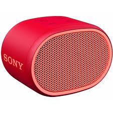 <b>Беспроводная колонка Sony</b> SRS-01, красная