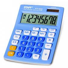 <b>Staff Калькулятор настольный</b> STF-8328 - Акушерство.Ru